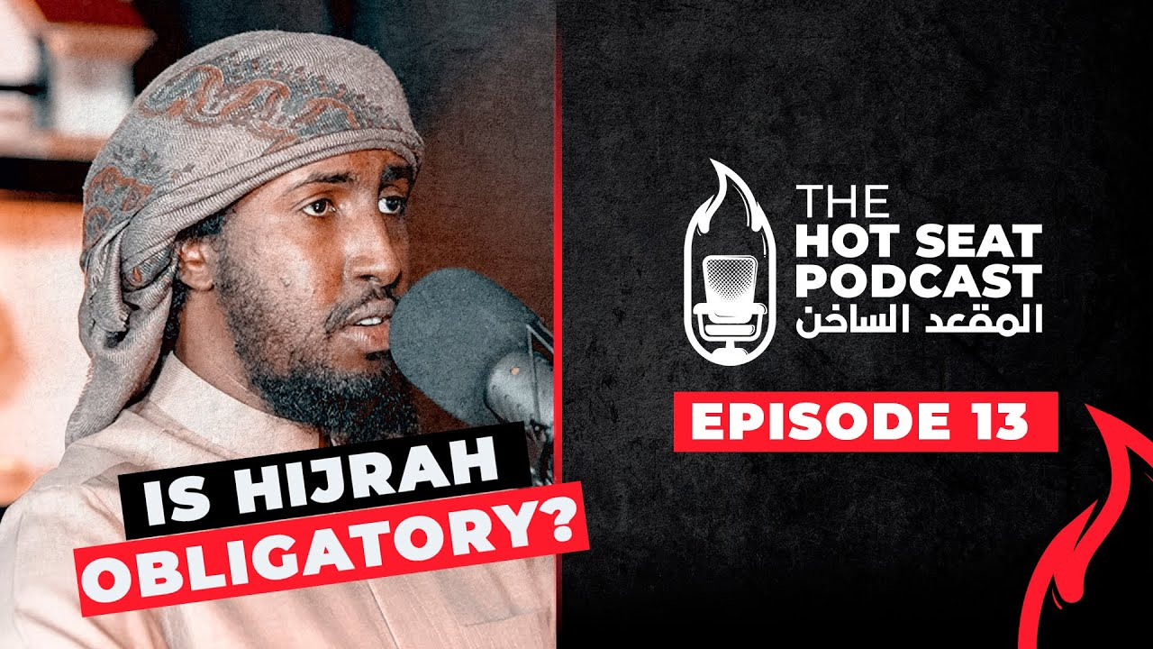 Download Is Hijrah Obligatory? #UK #USA #France || The Hot Seat by AMAU