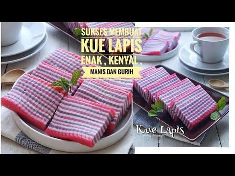 cara-membuat-kue-lapis-warna-warni│-enak-dan-kenyal