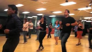 Salsa Group Class In Orange County