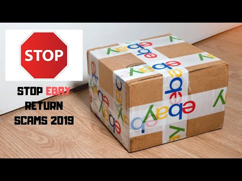 How To Stop The Biggest EBay Return Scam!
