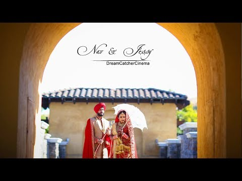 #OnceUponAMahl   Nav & Jessy   Next Day Edit   09-15-2017   San Jose Sikh Gurdwara