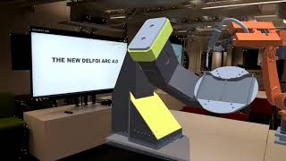 AR in factories (Animated machines)