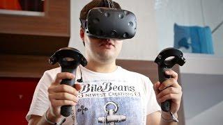 Обзор лучших VR-гаджетов: Oculus Rift, HTC Vive и Samsung Gear VR(Виртуальная реальность — это стильно, модно и современно. По крайней мере, в рекламе. Но почему же тогда..., 2016-08-29T09:35:34.000Z)