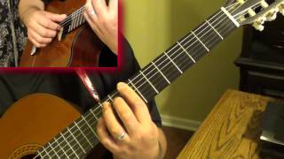 Guitar Tutorial - Mr Chow - Acoustic Alchemy