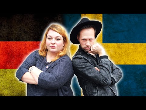 GERMAN VS SWEDISH - Language challenge