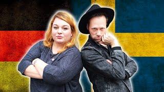 GERMAN VS SWEDISH - Language challenge