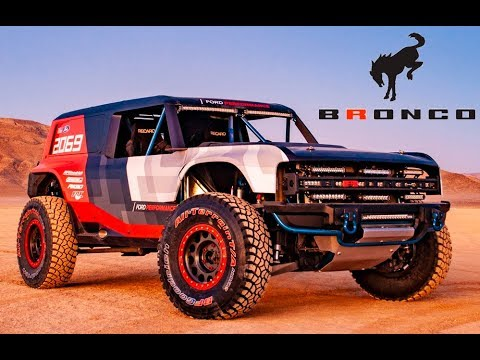 Bronco R Race - 2020 Ford Bronco Preview