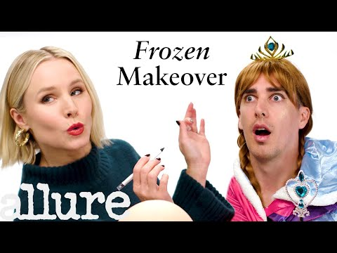Kristen Bell Tries 9 Things She's Never Done Before | Allure