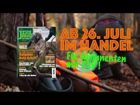 Deutsche Jagdzeitung  8/2017