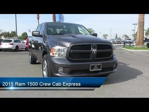 2015 Ram 1500 Crew Cab Express Bakersfield  Delano  Visalia  Valencia  Fresno