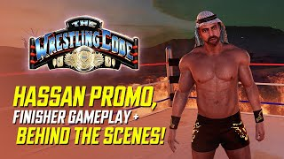 The Wrestling Code: New Promo Trailer, Finisher Gameplay & Behind The Scenes Footage!