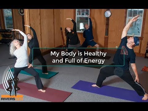 Reflection: My Body is Healthy and Full of Energy