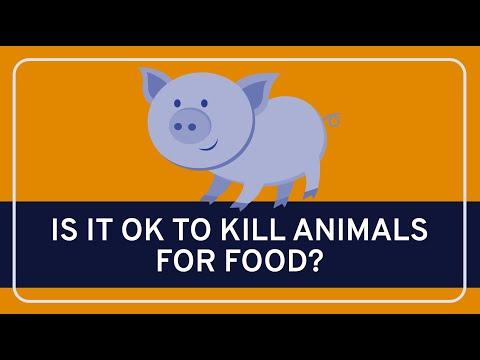 PHILOSOPHY - Ethics: Killing Animals for Food [HD]