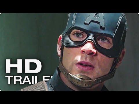CAPTAIN AMERICA 3: Civil War Trailer German Deutsch (2016)