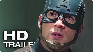 CAPTAIN AMERICA 3: Civil War Trailer German Deutsch (2016)