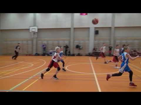 PuHu vs Lou Basket 4.2.2018