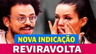 🔴 BBB21: João Luiz MUDA sua INDICAÇÃO pro Paredão e Surpreende a todos