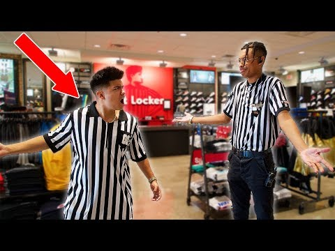 QUITTING MY FAKE JOB AT FOOT LOCKER!! (YELLING AT THE MANAGER) Mp3