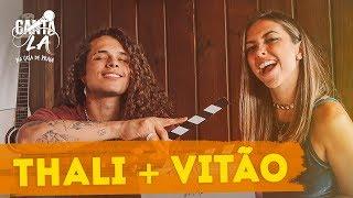 Baixar Bastidores Vitão | Canta Lá Na Casa De Praia | Thalita Meneghim | Música Multishow