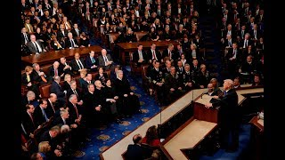 Can a State of the Union address ease tensions in Washington?