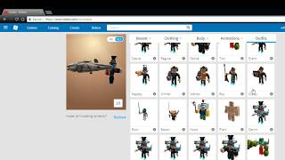 My Entire F2P Account's Avatar accessories in Roblox (all the items are free)😜