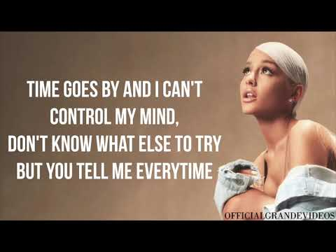 Ariana Grande - breathin' (Lyrics) Mp3