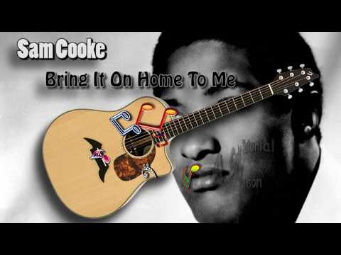 Bring It On Home To Me - Sam Cooke - Acoustic Guitar Lesson (easy)