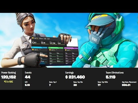 How Much Earnings Players Make In Fortnite Tournaments (Exposing)