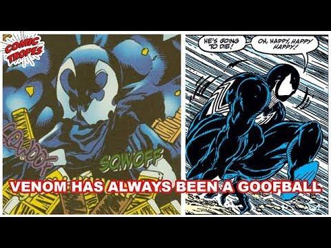 Venom is a Goofball
