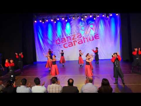 Compañía de danza popular DANZAMÉRICA, Uruguay.