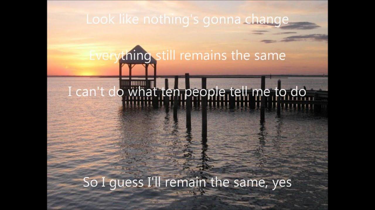 Sitting On The Dock Of The Bay Lyrics by Otis Redding