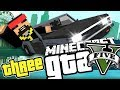 Minecraft GTA 5: WE RIDIN' DIRTY!! [3]