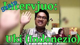 Intervjuo: Uki (Bandung, Indonezio)