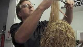 Dave, Color, Hi Lite & Cut, Curly Hair