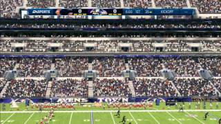 "Madden 13:THE ""GAME-AWAY"" WINNER IS.....-Madden 13 ONLINE GAMEPLAY"