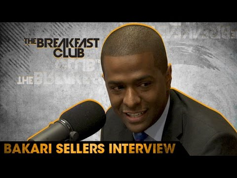 Bakari Sellers Interview at The Breakfast Club Power 105.1 (04/14/2016)