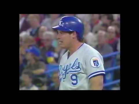 1992 MLB Royals at Blue Jays