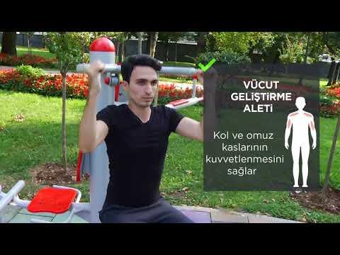 Sokak Egzersizleri | Vücut Geliştirme Aleti