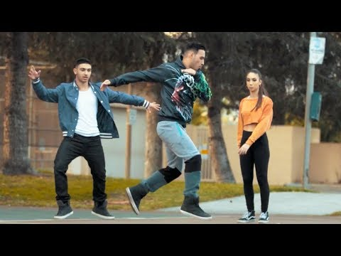 MagnusTheMagnus - Area (Dance Video) | Choreography | DJI Spark | MihranTV