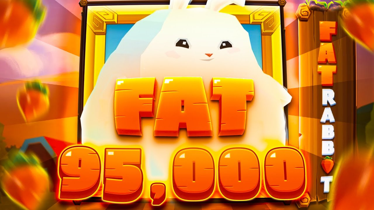 WORLD RECORD FAT RABBIT WIN!