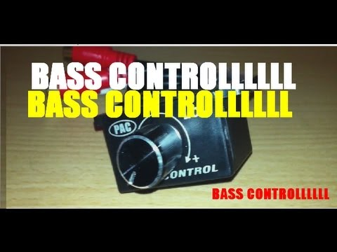 hqdefault lc 1 bass control knob unboxing & correct way to replace an ash Remote Control Cars at honlapkeszites.co