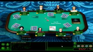 Hoyle Casino 2010 Gameplay Slot machine & Poker