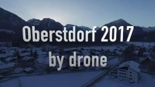 Oberstdorf 2017 by drone | Germany | DJI Phantom 3 | HD