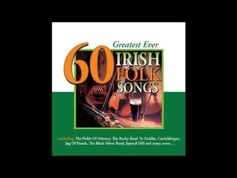 Various Artists - 60 Greatest Ever Irish Folk Songs