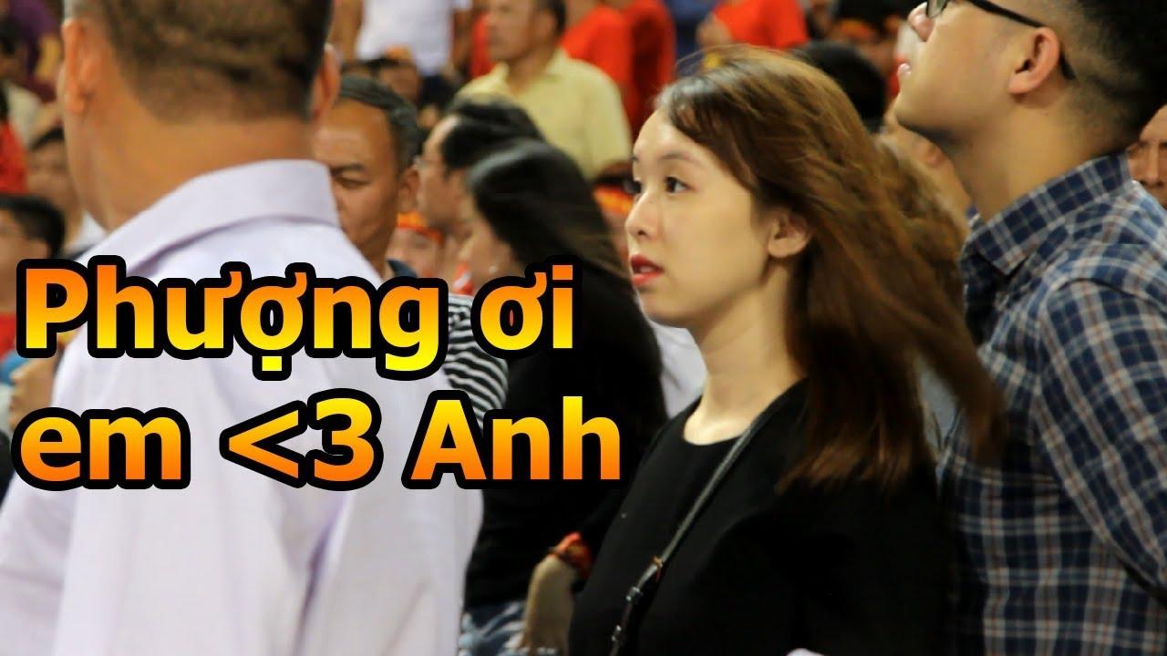 Thử Thách Bóng Đá ngắm gái xinh cổ vũ Công Phượng Quang Hải và ĐT Việt Nam AFF CUP 2018