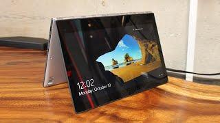 Dunyan?n En Ince Donusturulebilir Dizustu Bilgisayar? : Lenovo Yoga 900