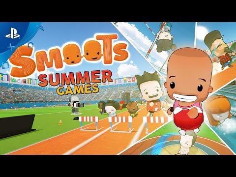 Smoots Summer Games - Announce Trailer | PS4