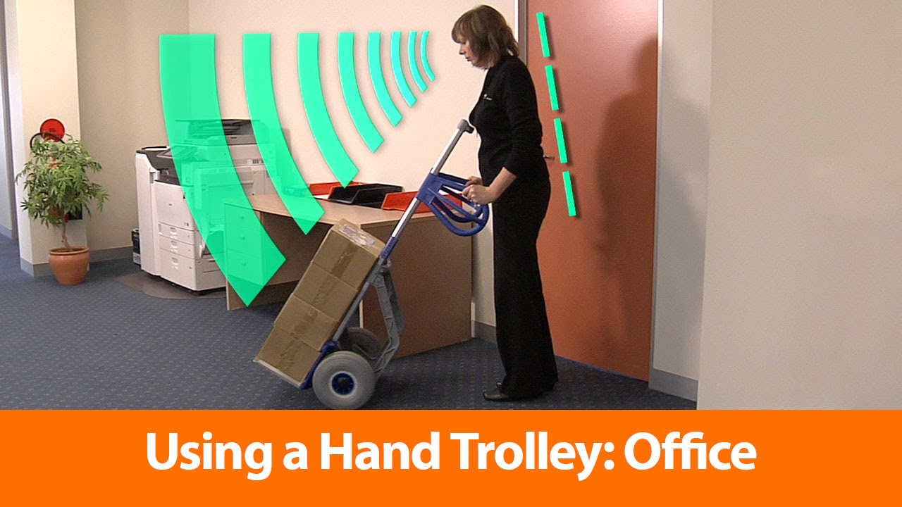 Making sure your workplace is compliant with manual handling laws.