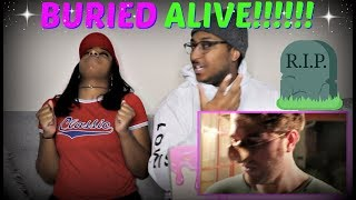 "Shane Dawson ""WE BURIED OURSELVES ALIVE!"" REACTION!!!"