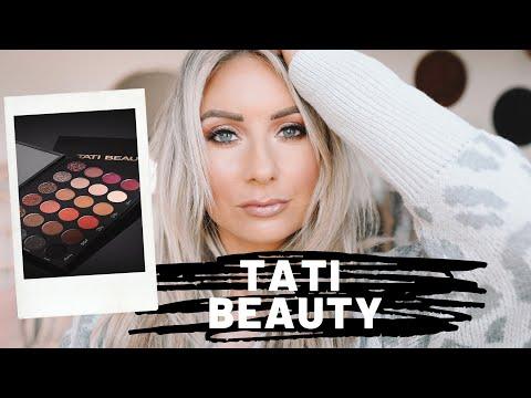 TATI BEAUTY TEXTURED NEUTRAL VOLUME 1 TUTORIAL thumbnail